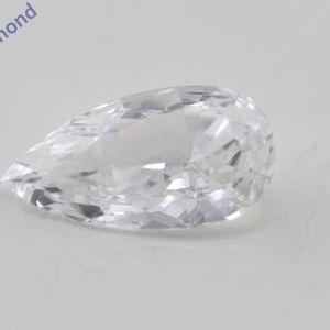Pear Loose Diamond 0.56 Ct D Si1 GIA C200616